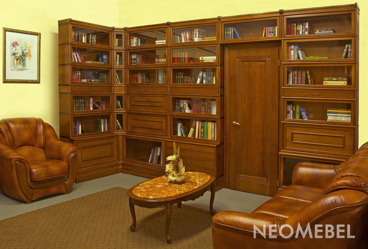 Домашние библиотеки и столовые группы рокос / каталог.
